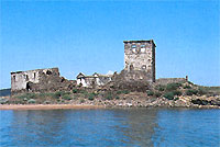 ayvalik guvercinada manastir